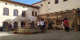 Gaziantep'in tarihi konakları dizi ve filmler için set oldu