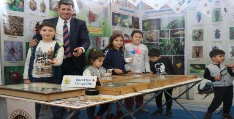 """Prof. Dr. Özkan: """"Tarımı ilaçlar değil böcekler kurtaracak"""""""