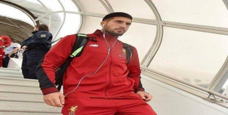 Afyonkarahisarlı futbolcu Emre Can Alman Milli Takımına çağrıldı