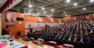 Vali İsmail Ustaoğlu, okul müdürleriyle buluştu, tavsiyelerde bulundu