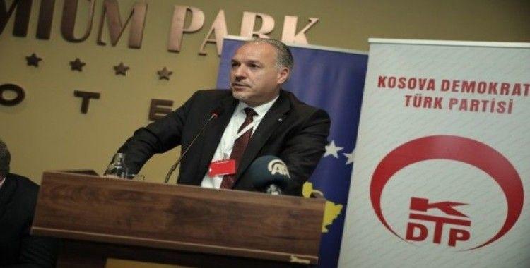 Kosova'da Türk partisinin yeni lideri 'Fikrim Damka'