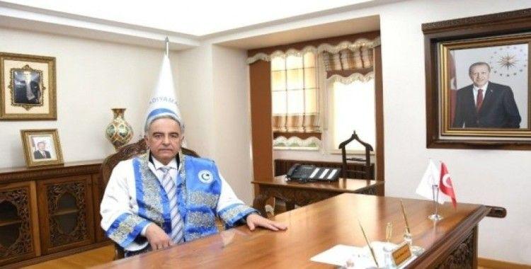 Rektör Turgut'tan 10 Kasım mesajı