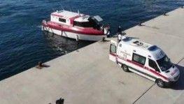 Adalar'da yaşayanlar için deniz ambulansları 24 saat teyakkuzda