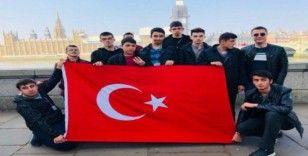 Sümer Özel Eğitim Meslek Okulu öğrencileri Erasmus+ Projesi ile İngiltere'ye gidecek