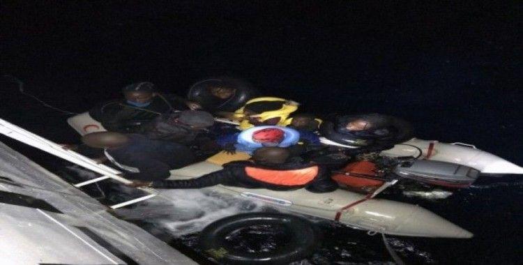 Göçmen botu battı: 1 kayıp