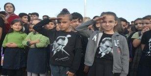 Kuşadası'nda 10 Kasım Atatürk'ü Anma Günü törenleri