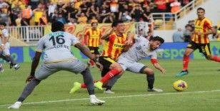 Süper Lig: Göztepe: 1 - Yeni Malatyaspor: 1 (Maç sonucu)