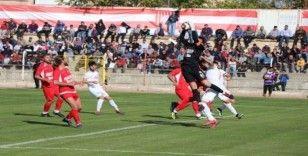 TFF 3. Lig: Nevşehir Belediyespor: 0 - Kelkit Belediyespor: 1