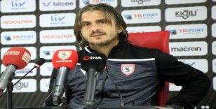 Samsunspor - Hacettepe maçının ardından