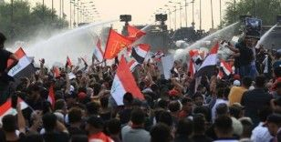 Irak'taki protestolar dinmiyor