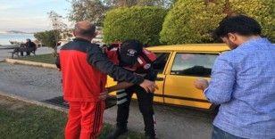 Balıkesir'de 'Türkiye Güven Uygulaması' yapıldı