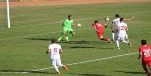 TFF 3. Lig: Tokatspor: 0 - Çankaya Futbol Kulübü: 1