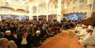 Şahinbey'de Mevlid Kandili dualarla kutlandı