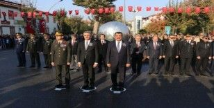 Malatya'da Atatürk'ü Anma programı düzenlendi