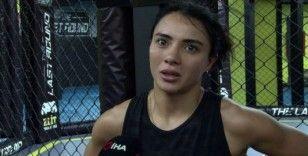 Sabriye Şengül: 'Bu maçı alacağıma inanıyorum'