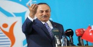 Dışişleri Bakanı Çavuşoğlu, 'FETÖ terör örgütünün merkezi şuanda ABD'de'