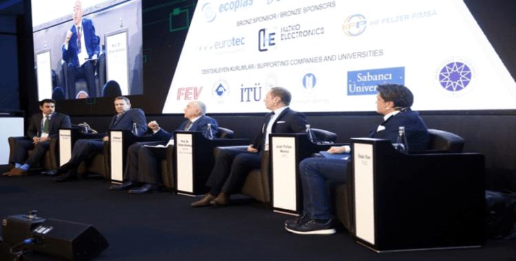 Dünya Mühendisleri, IAEC 2019'da 'Elektrikli Araçları' konuştu!