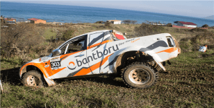 BANTBORU Off-Road Team, podyumdan inmiyor