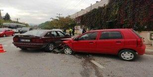 Muğla'da trafik kazası; 2 yaralı