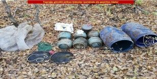 Kıran-5 operasyonunda teröristlerin inlerine girildi