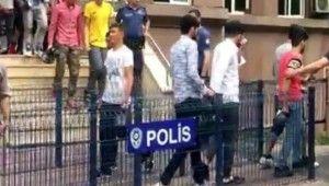 Zeytinburnu'da kaçak göçmen operasyonu