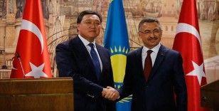 Türkiye ile Kazakistan arasında üç anlaşma imzalandı