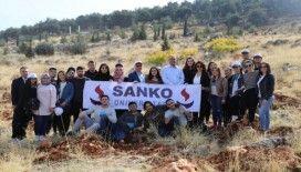 """SANKO Üniversitesi """"Geleceğe nefes"""" kampanyası'na katıldı"""