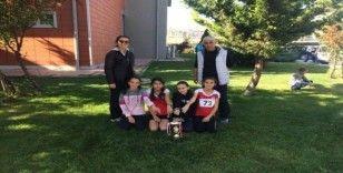 Ispartalı kızlar, 10 Kasım Atatürk Koşusu'nda takım halinde Türkiye 3.'sü oldu