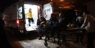 Nemrut Dağı'ndan dönen aile kaza yaptı: 6 yaralı