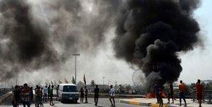 Bağdat'ta güvenlik güçlerine bombalı saldırı, 48 yaralı