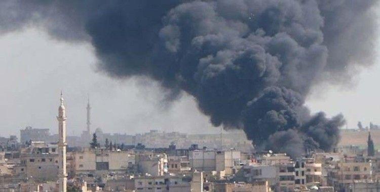 Esad rejiminden İdlib'e topçu saldırısı, 1 çocuk öldü, 3 yaralı