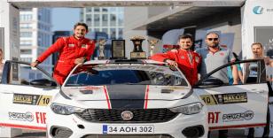 Fiat Motor Sporları'ndan genç pilotlarda önemli başarı