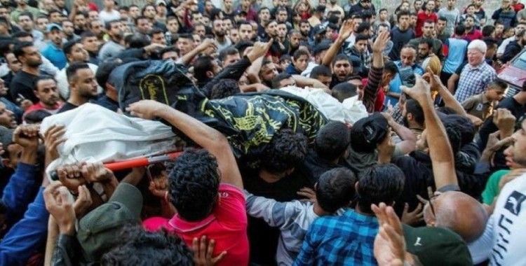 Gazze'de hayatını kaybedenlerin sayısı 7'ye yükseldi