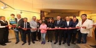 """""""Torundan Dedeye Hayaller"""" sergisinin açılışı gerçekleştirildi"""