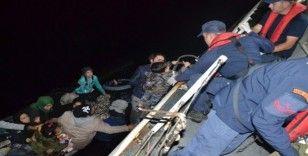 Balıkesir'de 42 mülteci yakalandı