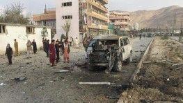 Afganistan'da bomba yüklü araçla saldırı, 7 ölü