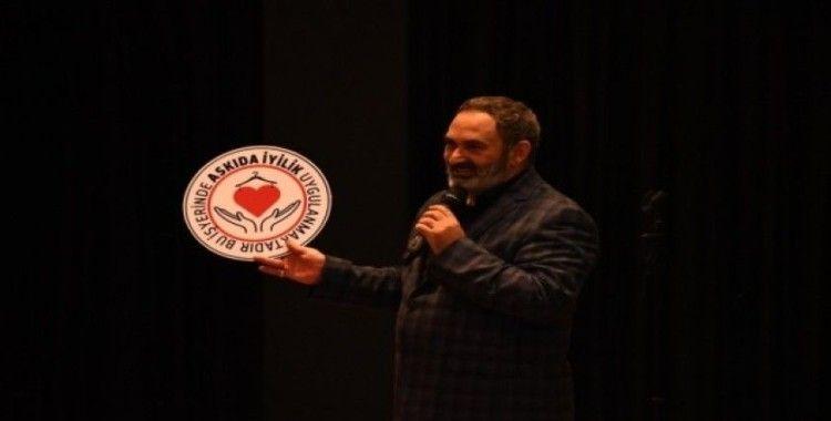 Bursa'da Dursun Ali Erzincanlı ile şiir dolu gece