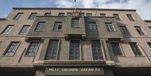 MSB, 'Barış Pınarı bölgesinde saldıra devam eden teröristlere meşru müdafaa kapsamında karşılık veriliyor'