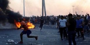 Irak'ta protesto gösterilerinde ölenlerin aileleri şikayetçi oldu