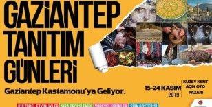 Gaziantep Kastamonu'ya geliyor