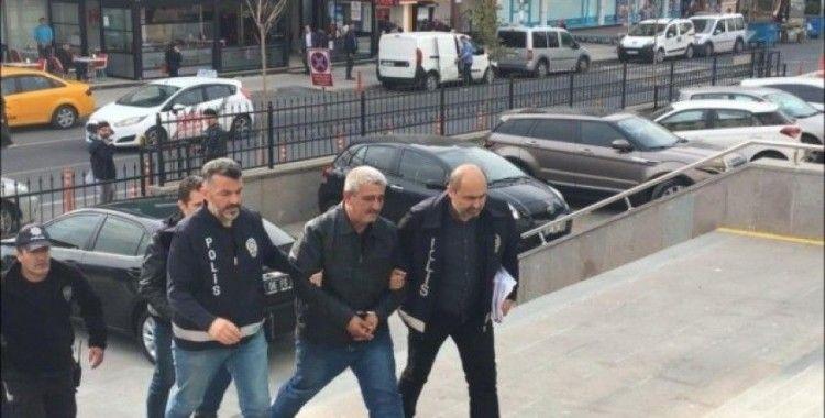 Korkunç cinayette baba ve oğul tutuklandı
