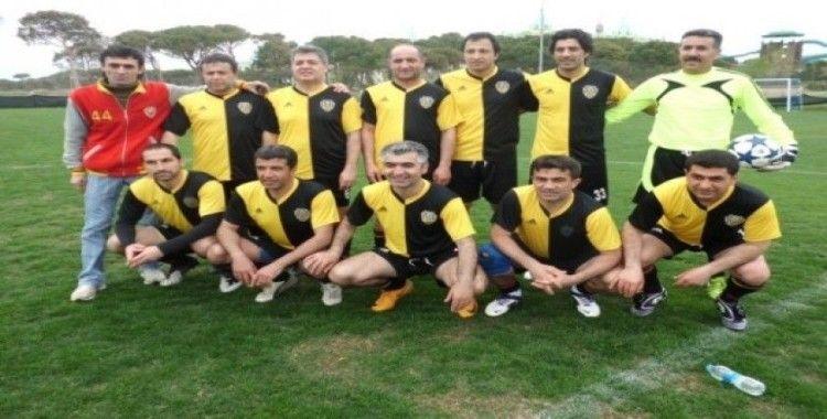 Malatya Masterler Futbol Takımı yeniden yeşil sahalarda