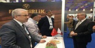 FİSKOBİRLİK'in hedefi Ortadoğu pazarı