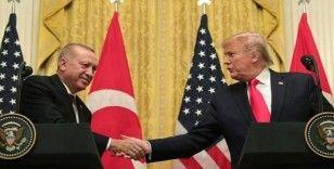 ABD Başkanı Trump, 'Çok harika ve verimli bir görüşme gerçekleştirdik'
