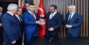 Isparta'da Belediye Meclis Üyeleri ve personel futbol turnuvasında boy gösterecek