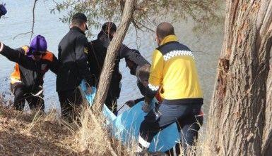 Kayıp olarak aranan şahsın cesedi Kızılırmak'ta bulundu