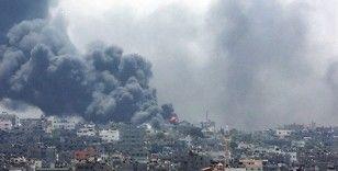 İsrail Gazze'yi gece yarısı vurdu, 6 ölü