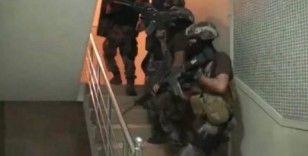 Mardin'de terör operasyonu: 10 gözaltı