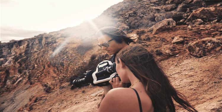 Mario Sorrenti'nin Vizöründen 'Deniz Sevgisi'