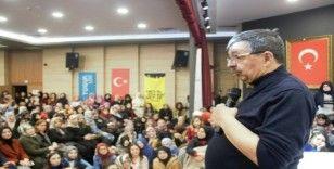 """Kastamonu'da Hayati İnanç'tan """"Can Veren Pervaneler"""" konferansı"""